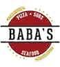 Baba's Pizza logo