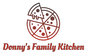 Donny's Family Kitchen logo