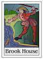 Brook House Pizza & Grill logo