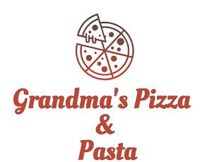 Grandma's Pizza & Pasta logo
