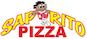 Saporito Pizza logo
