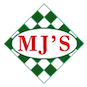 MJ's Pizza & Grinders logo