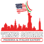 Times Square Pizza logo