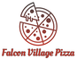 Falcon Village Pizza logo