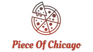 Piece of Chicago logo