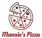 Mannie's Pizza logo