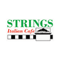 Strings Italian Cafe logo