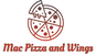 Mac Pizza & Wings logo