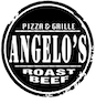 Angelo's Roast Beef & Pizza logo
