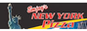 Emjay's New York Pizza logo