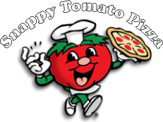 Snappy Tomato Pizza logo