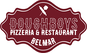 Doughboys Authentic Wood Fired Pizza logo