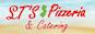 LT's Pizzeria & Catering logo
