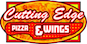 Cutting Edge Pizza & Wings logo