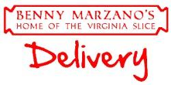 Benny Marzano's Delivery