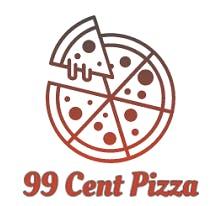 99 Cent Pizza