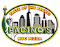 Pacino's NYC Pizza logo