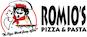 Romio's Pizza & Pasta logo