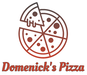Domenick's Pizza logo