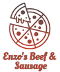 Enzo's Beef & Sausage logo