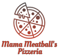 Mama Meatball's Pizzeria logo