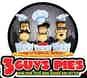 3 Guys Pie logo