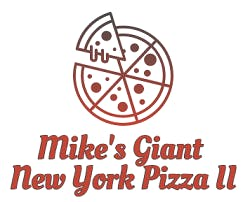 Mike's Giant New York Pizza II