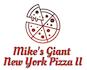 Mike's Giant New York Pizza II logo