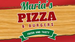 Maria's Pizza & Burgers