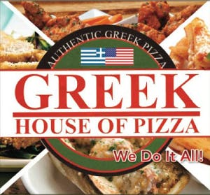Greek House of Pizza