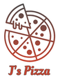 J's Pizza logo