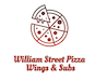 William Street Pizza Wings & Subs logo