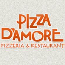 Pizza D'Amore  logo