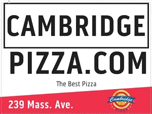 Cambridge Pizza