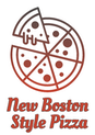New Boston Style Pizza logo