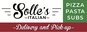 Solle's Pizza logo