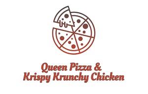 Queen Pizza & Krispy Krunchy Chicken
