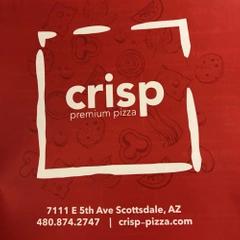 Crisp Premium Pizza
