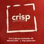Crisp Premium Pizza logo