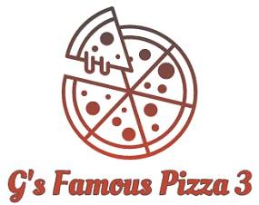 G's Famous Pizza 3