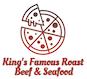 King's Famous Roast Beef & Seafood logo
