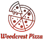 Woodcrest Pizza logo