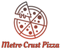Metro Crust Pizza logo