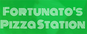 Fortunato's Pizza Station logo