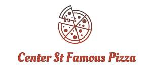 Center St Famous Pizza