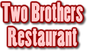 Two Brother's Pizza logo