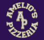 Amelio's Pizza & Wings logo