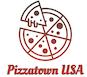 Pizzatown USA logo