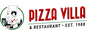 Pizza Villa & Restaurant logo