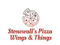 Stonewall's Pizza Wings & Things logo